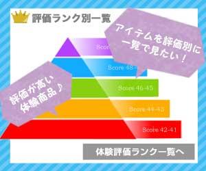 口コミ体験談評価ランク別一覧
