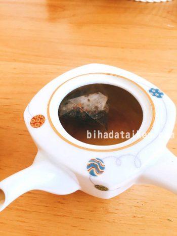 ふくちゃ赤なた豆茶