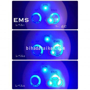 EMS3段階
