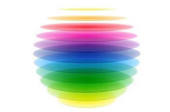 LED色の違い