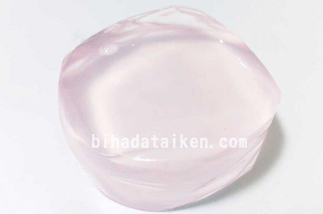 ぷるんぷるんの実石鹸